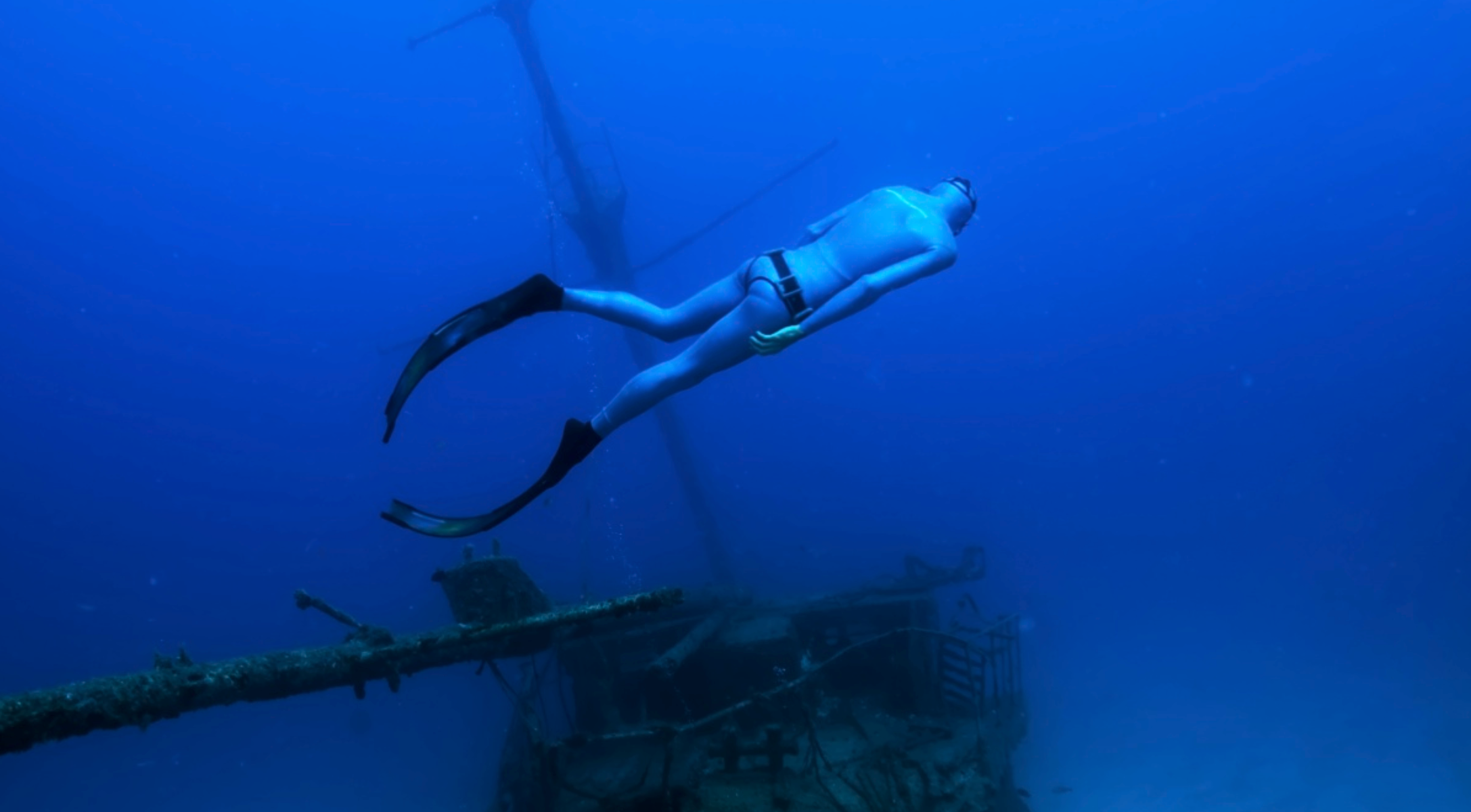 Freediving Teneriffa