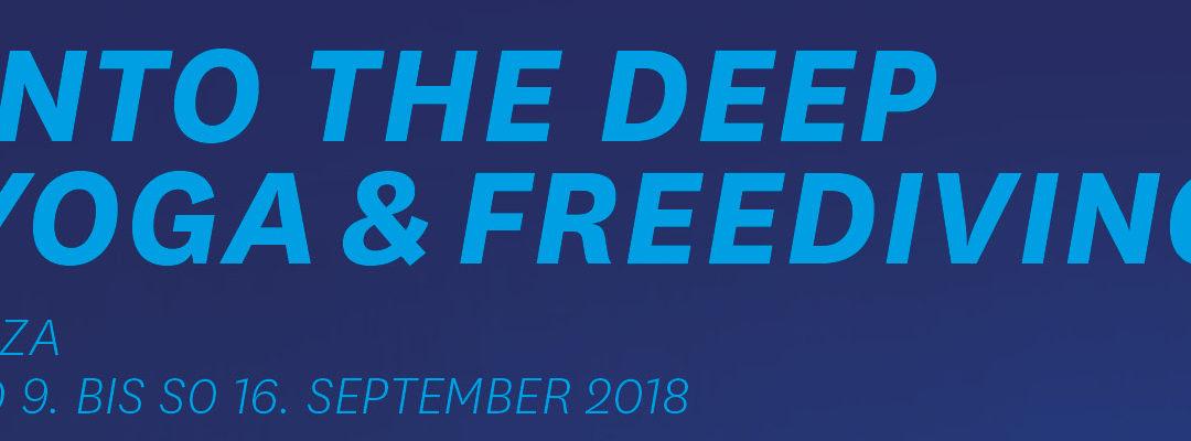 INTO the DEEP – Yoga & Freediving – Ibiza