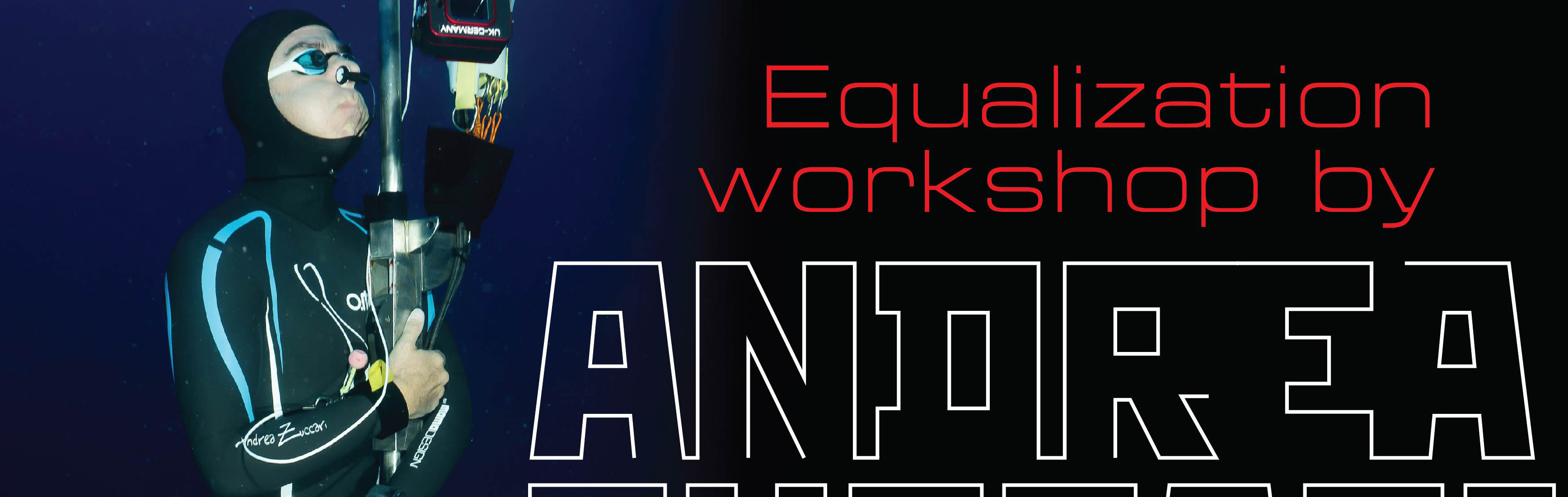 Equalization Workshop with Andrea Zuccari – Athens