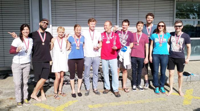 Spring Apnea Cup / Championnat Suisse, Lausanne 2018