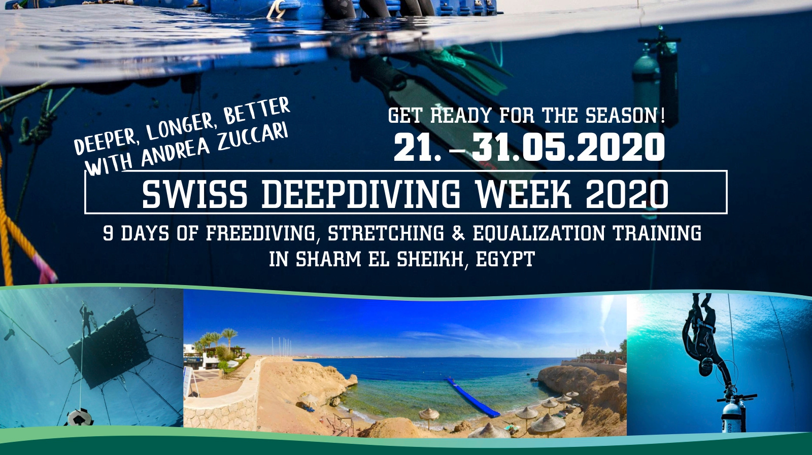 Swiss Deepdiving Week 2020 – with Andrea Zuccari